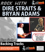 Dire Straits & Bryan Adams Guitar Backing Tracks