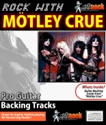 Motley Crue Guitar Backing Tracks