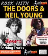 The Doors and Neil Young Guitar Backing Tracks
