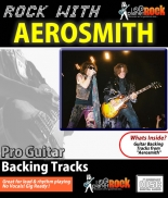 Aerosmith Guitar Backing Tracks