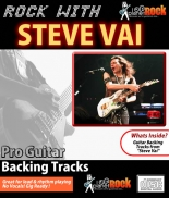 Steve Vai Guitar Backing Tracks