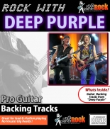 Deep Purple Guitar Backing Tracks