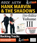 Hank Marvin Guitar Backing Track Vol. III