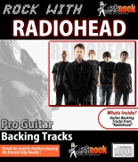 Radiohead Guitar Backing Tracks