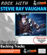 Stevie Ray Vaughan Guitar Backing Tracks