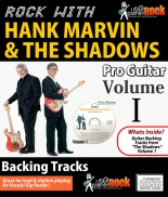 Hank Marvin Guitar Backing Track Vol. I
