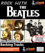 The Beatles  Guitar Backing Tracks 2 CD