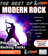 Modern Rock Guitar Backing Tracks