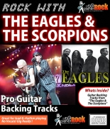 The Eagles & Scorpions Guitar Backing Tracks