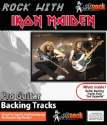 Iron Maiden Guitar Backing Tracks
