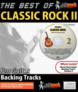 Classic Rock Guitar Backing Tracks Vol. II