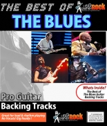20 Blues Guitar Backing Tracks