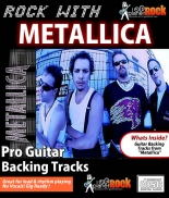 Metallica Guitar Backings Tracks