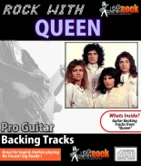 Queen Guitar Backing Tracks