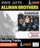 The Allman Brothers Guitar Backing Tracks