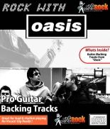 Oasis Guitar Backing Tracks
