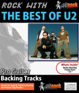 U2 Guitar Backing Tracks