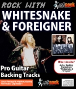 Whitesnake & Foreigner Guitar Backing Tracks