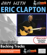 Eric Clapton Guitar Backing Tracks