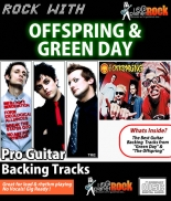 Green Day & The Offspring Guitar Backing Tracks