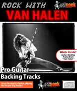 Van Halen Guitar Backing Tracks