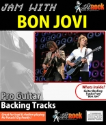 Bon Jovi Guitar Backing Tracks