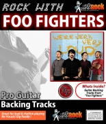 Foo Fighters Guitar Backing Tracks