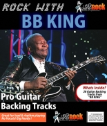 BB King Guitar Backing Tracks