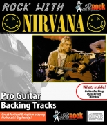 Nirvana Guitar Backing Tracks