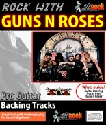 Guns & Roses and Slash Guitar Backing Tracks