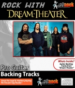 Dream Theater & John Petrucci Guitar Backing Tracks (3 CD Pack)