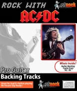 AC/DC Guitar Backing Tracks