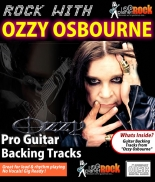 Ozzy Osbourne Guitar Backing Tracks
