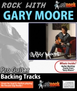 Gary Moore Guitar Backing Tracks