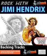 Jimi Hendrix Guitar Backing Tracks