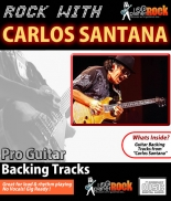 Carlos Santana Guitar Backing Tracks