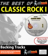 Classic Rock Guitar Backing Tracks Vol. I