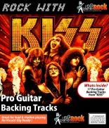 Kiss Guitar Backing Tracks