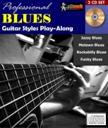 50 Blues Jam Tracks 2 CD Set