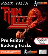 Thin Lizzy Guitar Backing Tracks