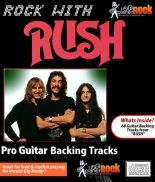 Rush Guitar Backing Tracks