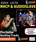 RHCP & Audioslave Guitar Backing Tracks